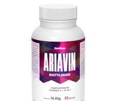 Ariavin - inhaltsstoffe - bestellen - comments