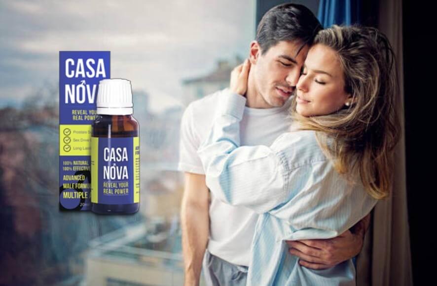 Casanova Tropfen - comments - Nebenwirkungen - Aktion