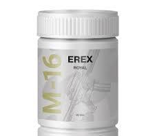 Erex m16 – für die Potenz - test – kaufen – inhaltsstoffe