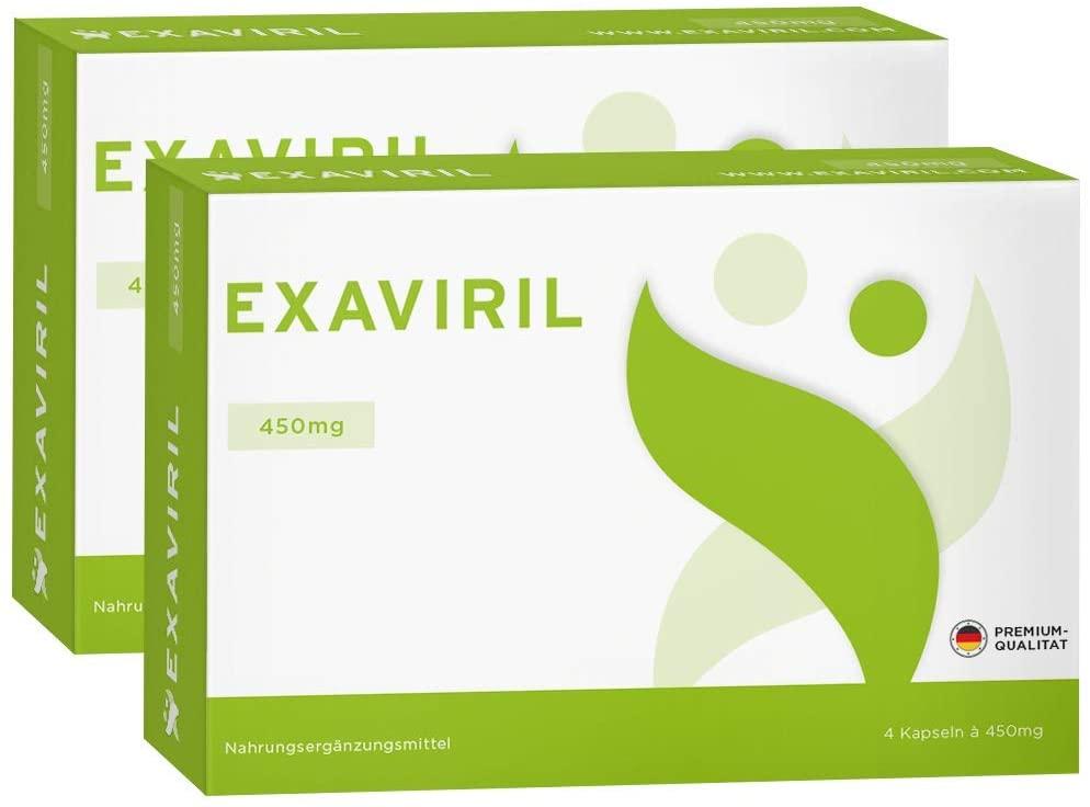 Exaviril – für die Potenz - preis – Bewertung – Aktion