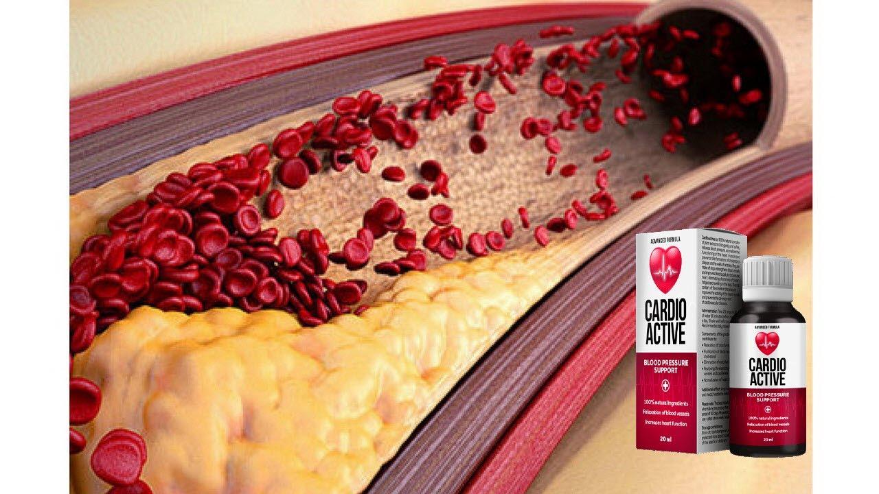 CardioActive – für Bluthochdruck - anwendung – Aktion – inhaltsstoffe