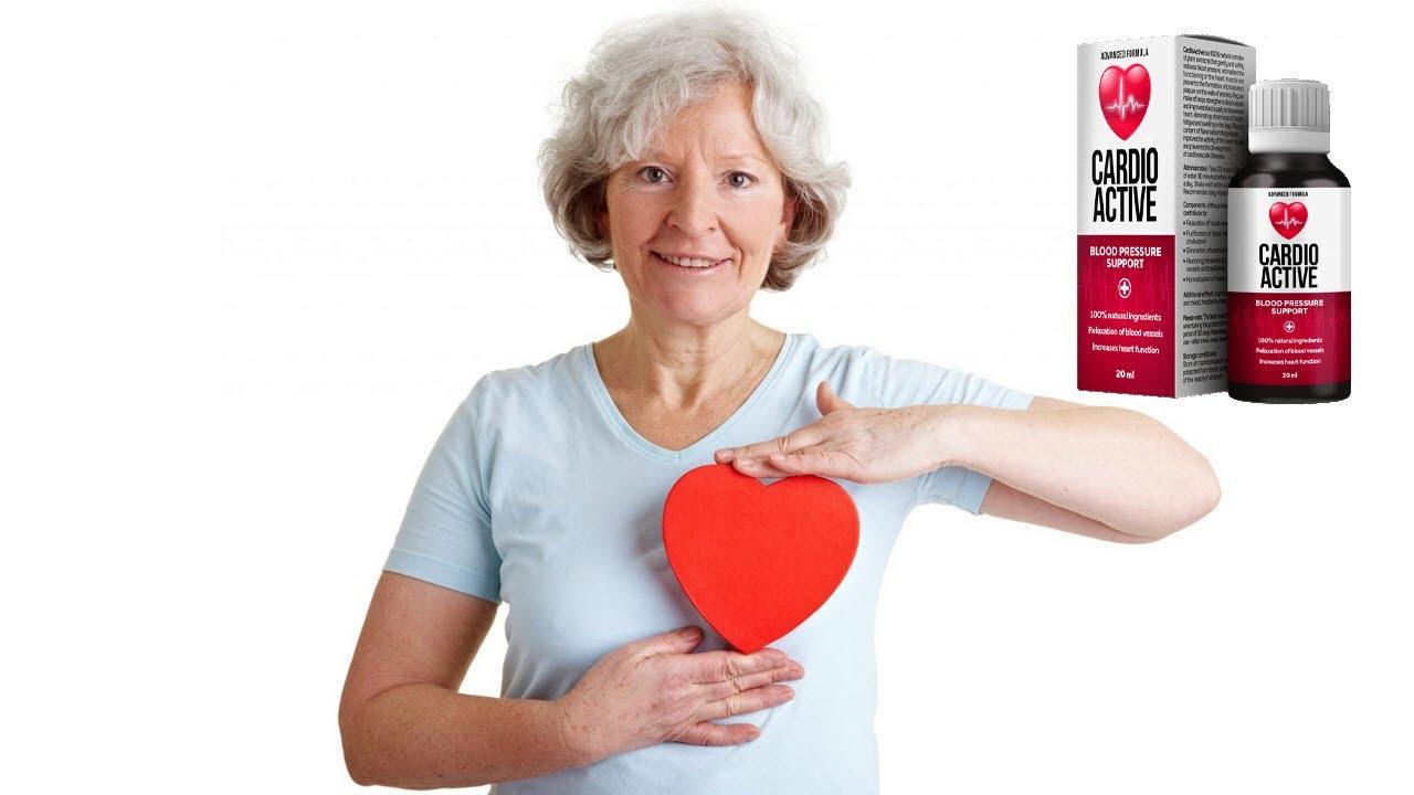 CardioActive – für Bluthochdruck - test – preis – Nebenwirkungen