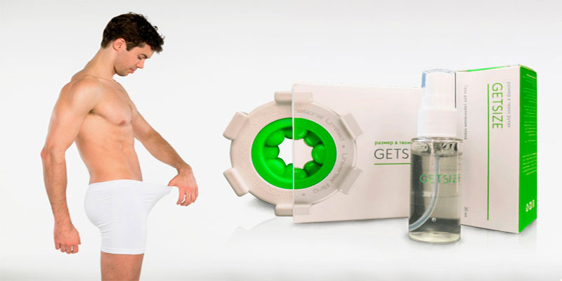 Getsize – für die Potenz - Amazon – Bewertung – comments
