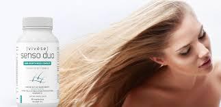 Vivese Senso Duo Capsules - für das Haarwachstum - anwendung - Bewertung - comments