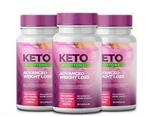 Keto Bodytone - zum Abnehmen - Bewertung - Amazon - inhaltsstoffe