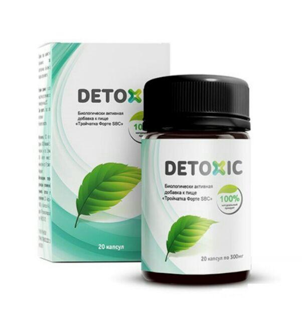 Detoxic - erfahrungen - Bewertung - test