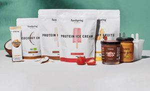 Foodspring - forum - Aktion - test