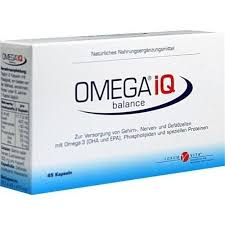 Omega IQ - besseres Gedächtnis - apotheke - bestellen - Nebenwirkungen