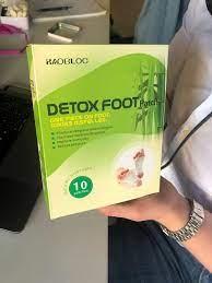 Nuubu Detox Foot Patch - inhaltsstoffe - bewertungen - anwendung - erfahrungsberichte