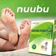 Nuubu Detox Foot Patch - test - bewertung - Stiftung Warentest - erfahrungen