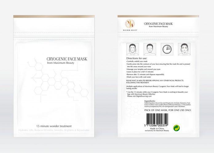Cryogenic Face Mask - anwendung - inhaltsstoffe - erfahrungsberichte - bewertungen