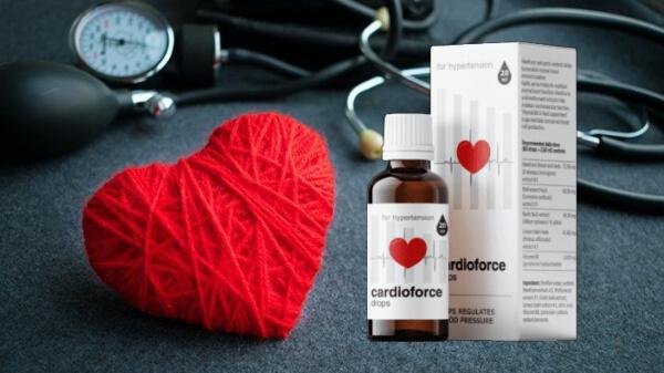 Cardioforce - bewertungen - anwendung - inhaltsstoffe - erfahrungsberichte